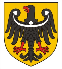 Lower Silesia's historical coat of arms